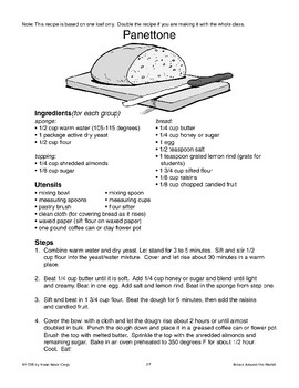 Bread Factory and Recipes