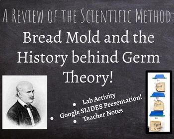 Bread Molding Lab - A Review of the Scientific Method