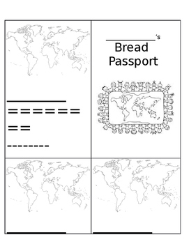 Bread Passport