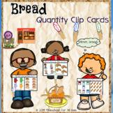 Bread -- Quantity Clip Cards