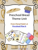 Bread Theme for Preschool