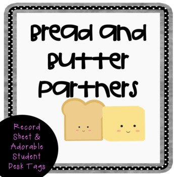 Bread and Butter Partners