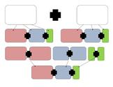 Break Apart Split Strategy for Adding 3 digit numbers grap
