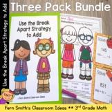 3rd Grade Go Math Lesson 1.6 Break Apart Strategy for Plac