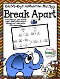 Break Apart Subtraction