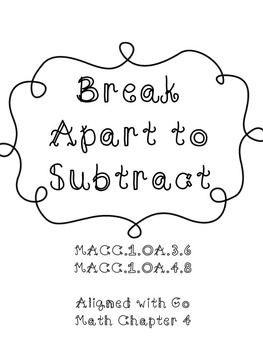 Break Apart to Subtract