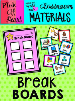 Break Boards