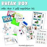 Break Box & Traveling Calm Down Kit for Self-Regulation