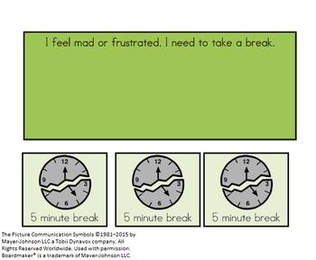 Break Card