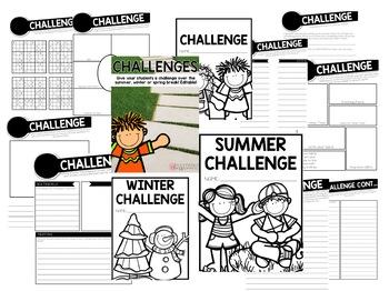 Break Challenges - Editable