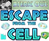 Break Out: Cells, organelles, mitosis, osmosis escape room