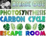 Break Out: Photosynthesis carbon cycle escape room