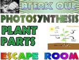 Break Out: Plant parts and photosynthesis escape room