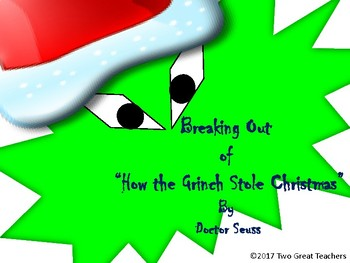 """Break Out """"The Grinch"""""""