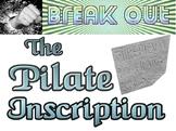 Break Out: The Pilate Inscription Escape freebie