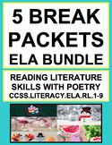 Break Packet Common Core ELA