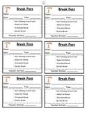 Break Pass