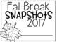 Break Snapshots *BUNDLE*