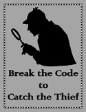 Break The Code to Catch The Thief in Microsoft Excel