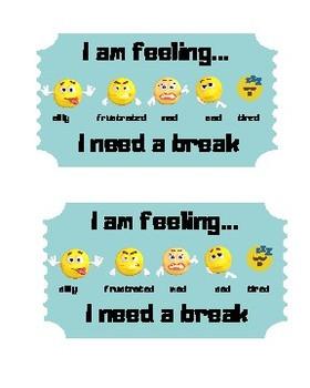 Break Tickets
