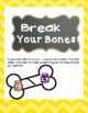 """Break Your Bones"" Go Togethers Picture Associations"