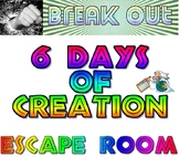 Break out: Created in God's image escape room