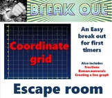 Break out: Easy first timer coordinate grid escape room