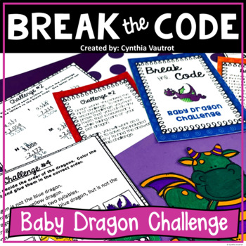Break the Code - Baby Dragon Challenge