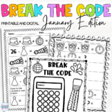 Break the Code | New Years