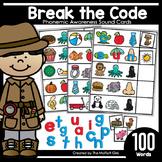 Break the Code Sound Cards: Phonemic Awareness