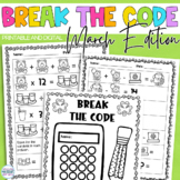 Break the Code | St Patricks