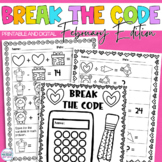 Break the Code | Valentines