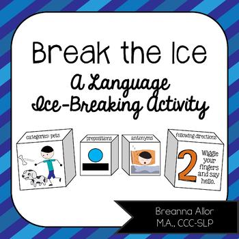 Break the Ice: A Language Activity