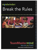 Break the Rules ~ A lesson on when & why we should break s