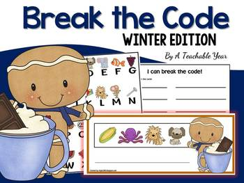 Break the Code Winter