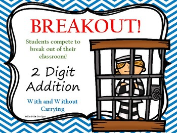 BreakOut Game- 2 Digit Addition