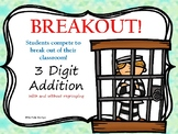 BreakOut Game- 3 Digit Addition