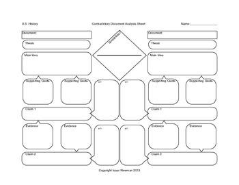Breakers: Contradictory Document Analysis