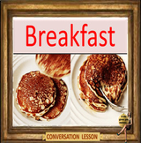 Breakfast - The most interesting meal of the day – ESL adult & kid conversation