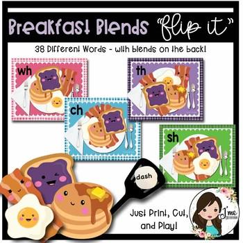 "Breakfast Blends ""Flip"" Game"