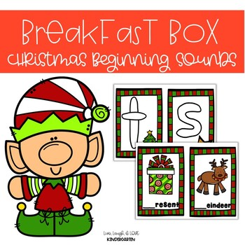 Breakfast Box: Christmas {Beginning Sounds}