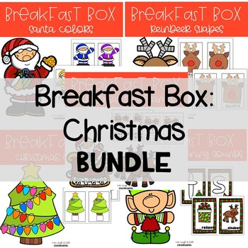 Breakfast Box: Christmas Bundle