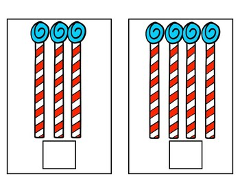 Breakfast Box: Christmas {Candy Cane Tallies}