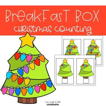 Breakfast Box: Christmas {Christmas Counting}