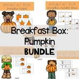 Breakfast Box: Pumpkin Bundle