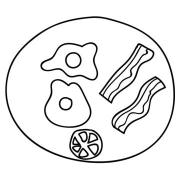 Breakfast Clip Art- Fun Creatives