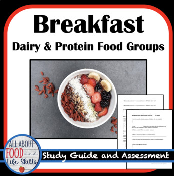 Breakfast (Dairy and Protein) Unit Test