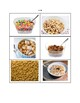 Breakfast Food Picture Cards