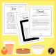 Breakfast Foods Reading Intervention Fluency & Comprehension {Grade 5}