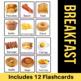 Breakfast Make A Meal Activity & Flash Cards | Vocabulary | VIPKid ESL Reward